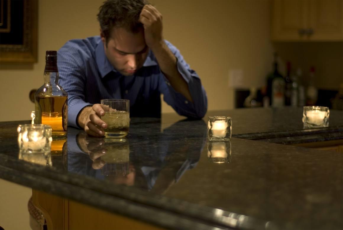 Come persuadere il marito che non ha bevuto